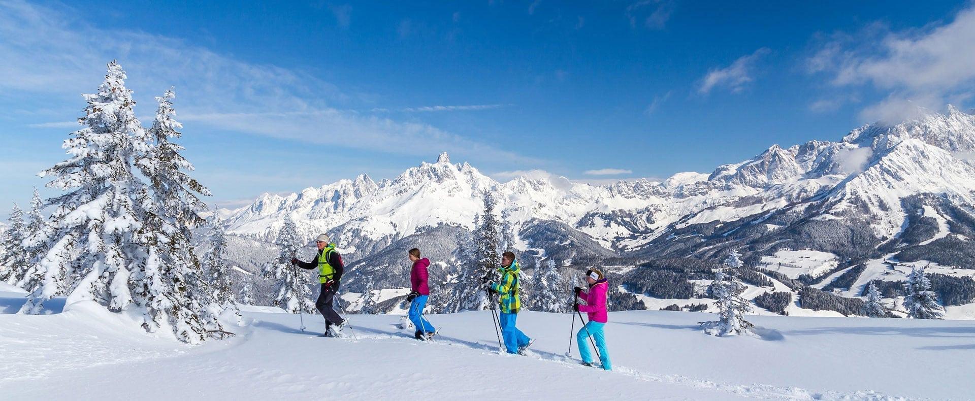 Anreise nach Filzmoos im Salzburger Land