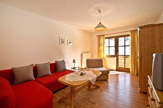 Ferienwohnung A, Filzmoos, Appartementhaus St. Georg