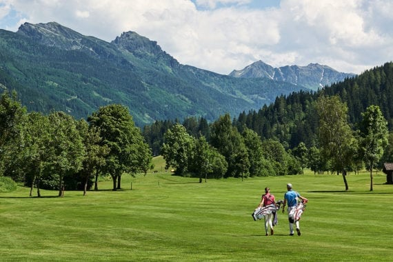 Golf, Sommerurlaub in Filzmoos