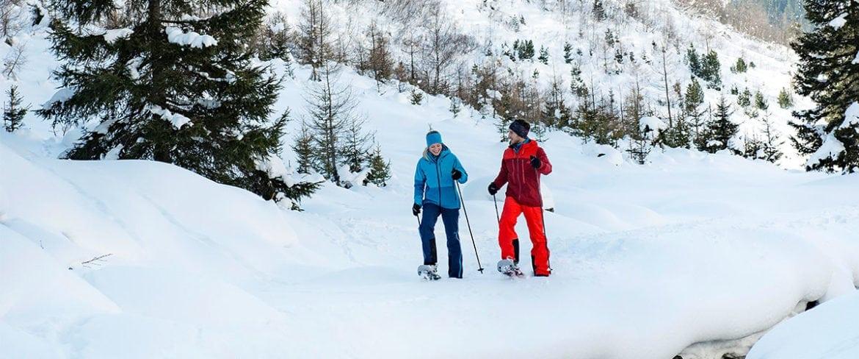 Schneeschuhwandern - INTERSPORT Austria