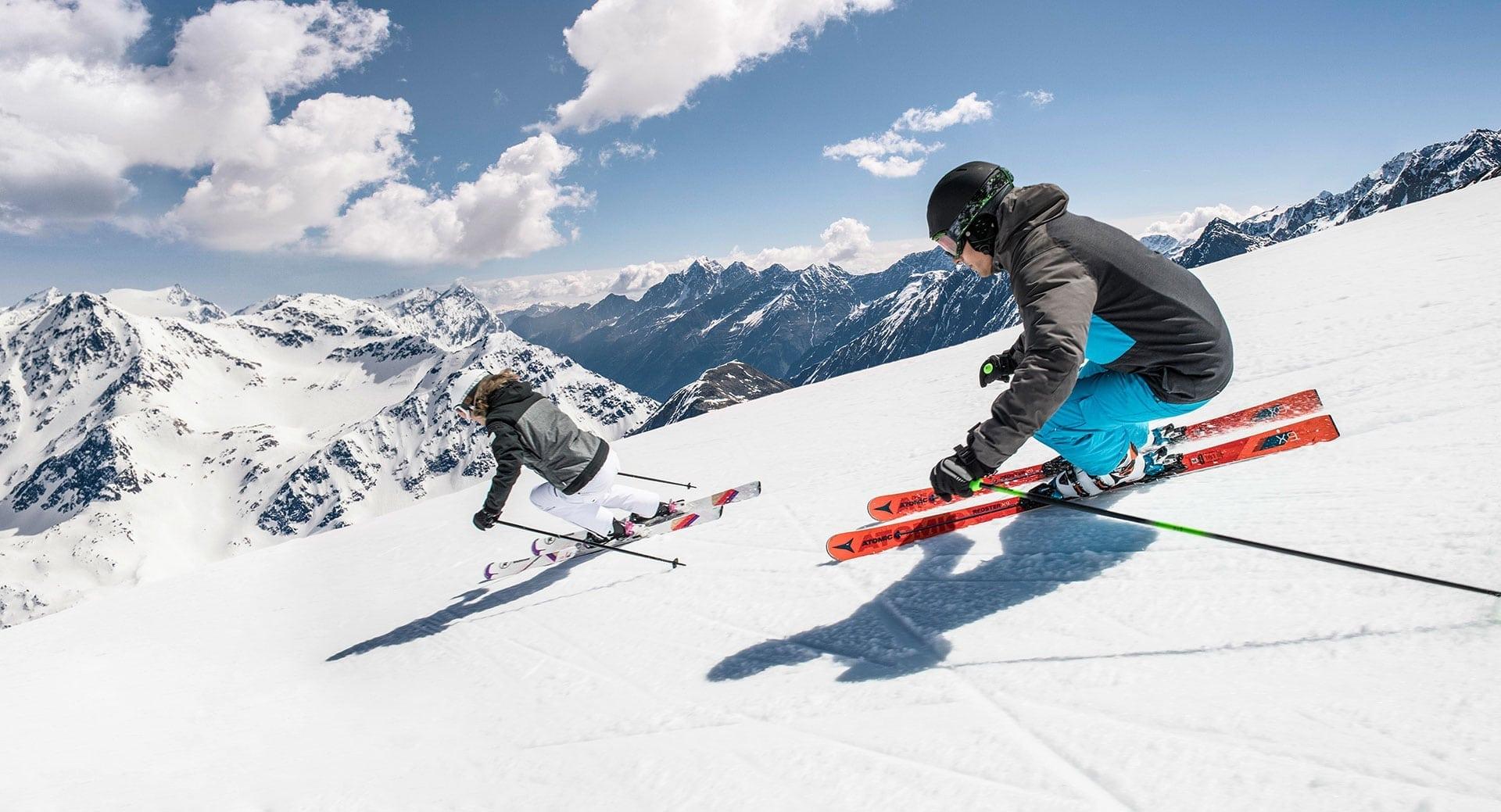Skifahren –INTERSPORT Flory in Filzmoos