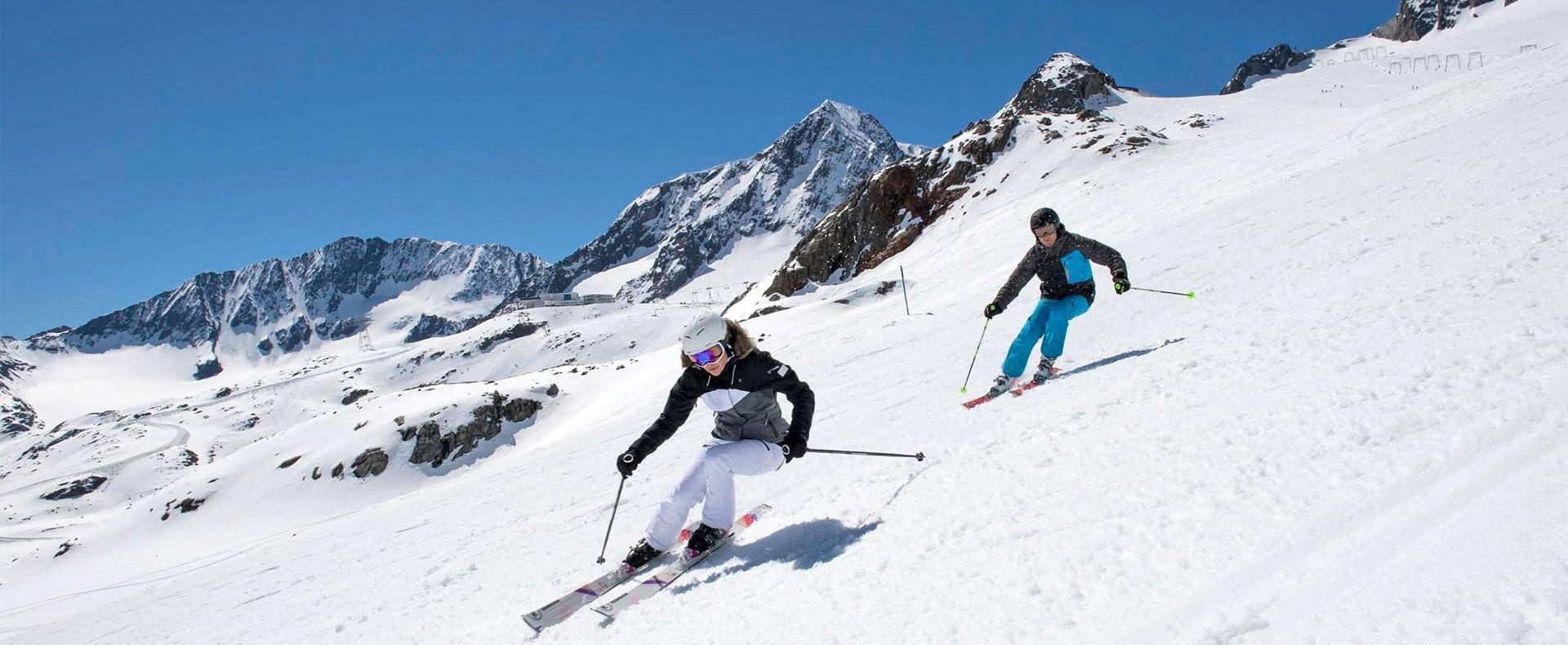 Skifahren - INTERSPORT Austria