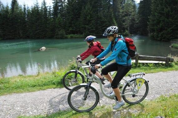 E-Bike, Sommerurlaub in Filzmoos