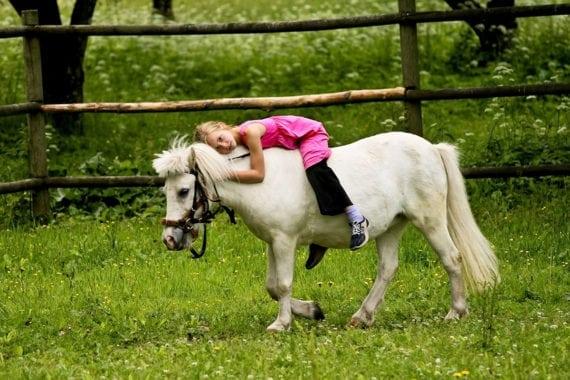 Ponyreiten, Sommerurlaub in Filzmoos
