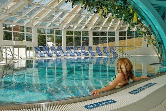 Schwimmen, Sommerurlaub in Filzmoos