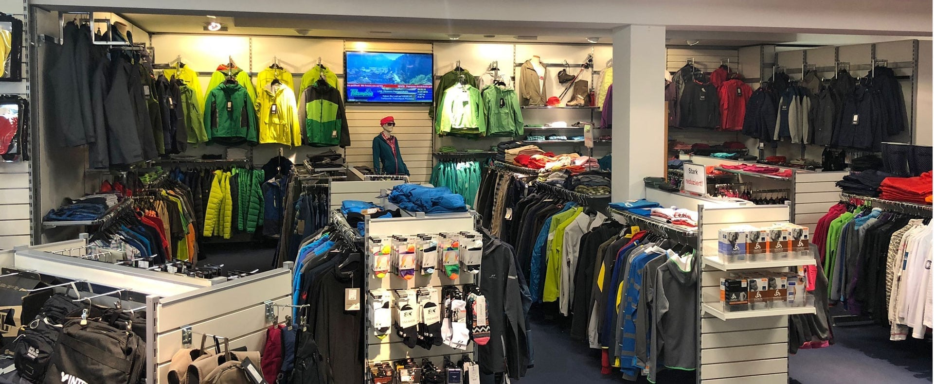 Kontakt & Lage, INTERSPORT Flory in Filzmoos