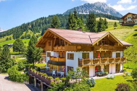 Ferienwohnungen in Filzmoos, Appartementhaus St. Georg