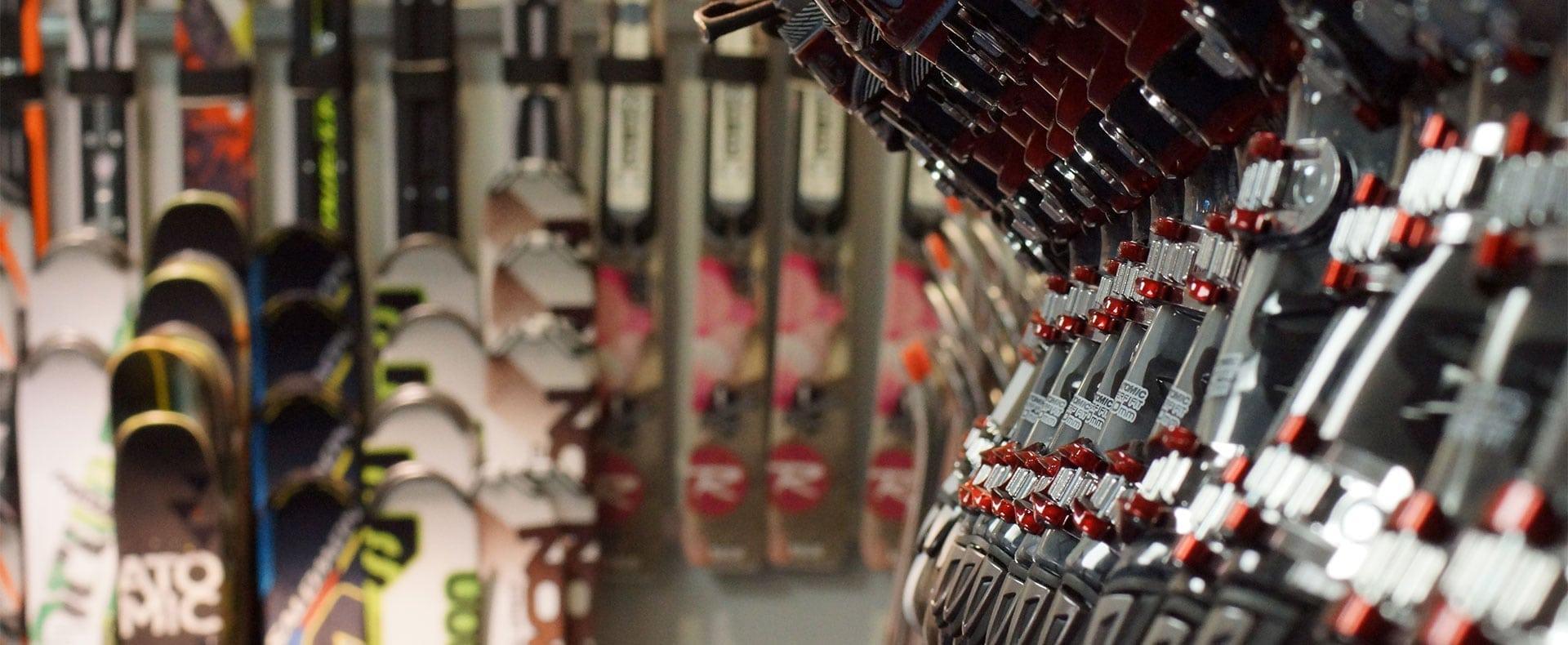 Verkauf von Ski- & Wintersportausrüstung in Filzmoos & Radstadt