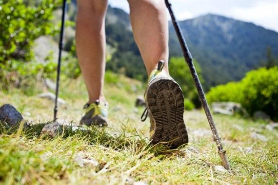 Verleih von Nordic Walking-Stöcken in Filzmoos